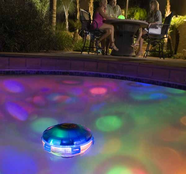 Underwater Starship Swimming Pool Light Underwater pool