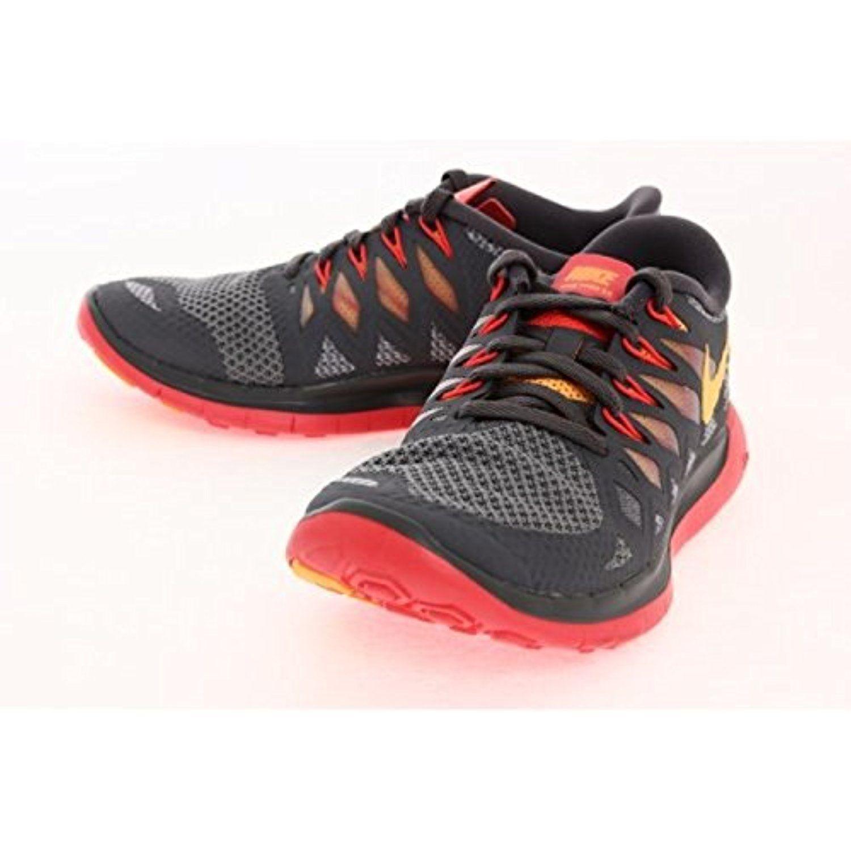 pretty nice 96db2 dc29e Free 5.0 14 (Cool Grey Atomic Mango Laser Crimson Wolf Grey) · Women  Running ShoesWomen NikeNike ...