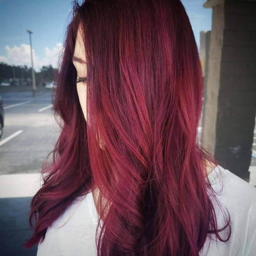 40 Hottest Red Hairstyles And Haircuts For 2021 New Season New Hair New You Hair Styles Redhead Hairstyles Spring Hair Color