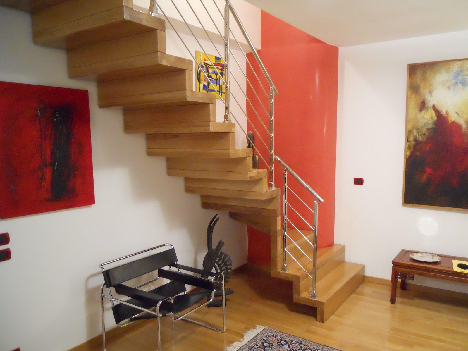 SCALE SOPPALCHI RINGHIERE Soppalco, Scale, Interni