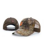 111P Garment Washed Camo Printed Trucker Mesh Adjustable Hats by Richardson  Cap  9dafd7904fd6