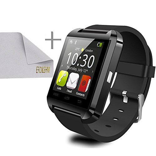 EFOSHM V8 Smartwatch Phone for IOS Android iPhone 6 Plus