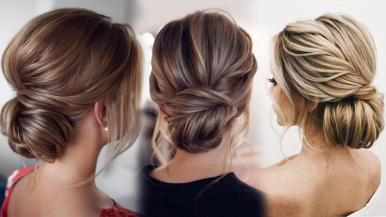 How To: Simple Updo  Bridesmaid Hairstyles  HairStyles Official