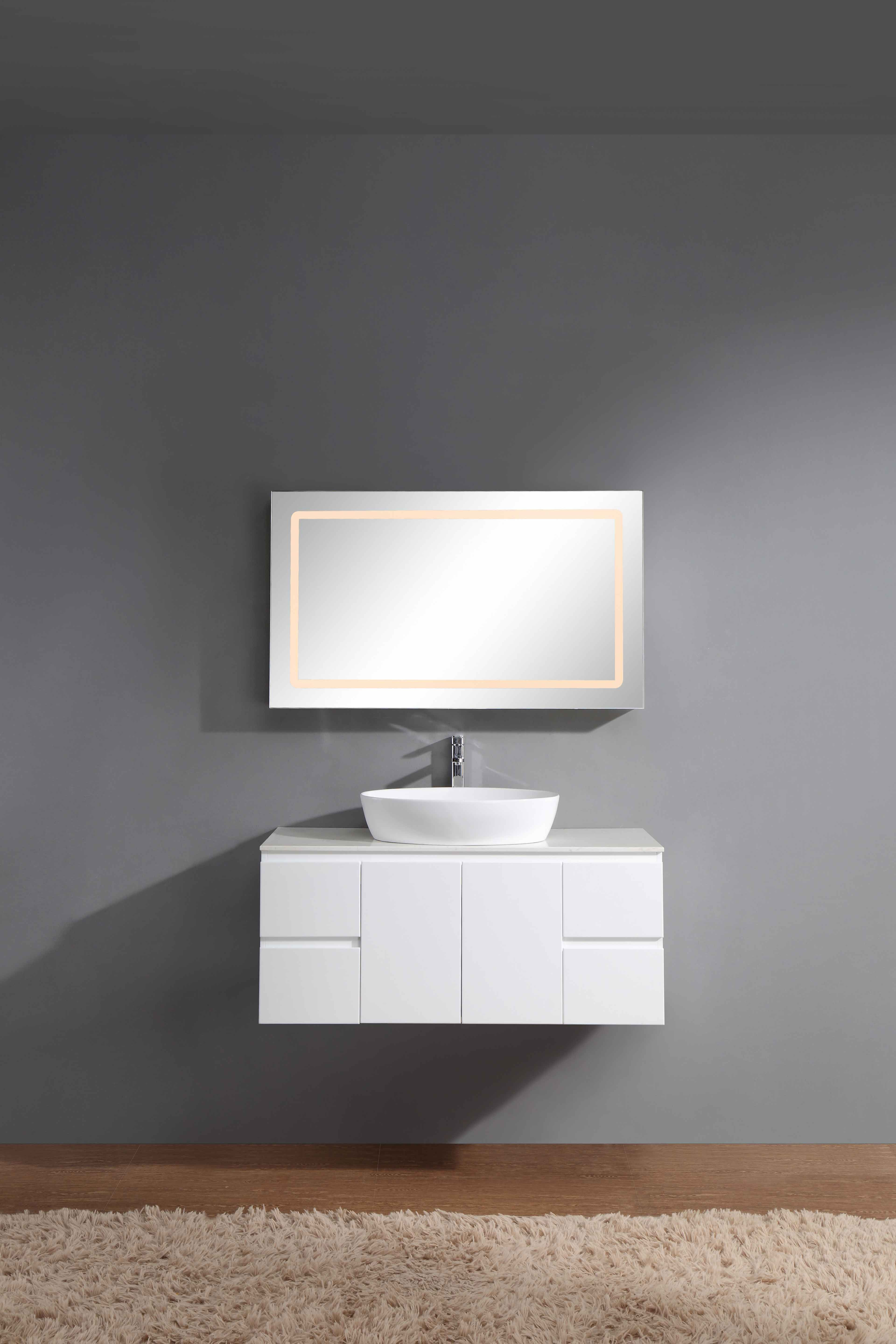 19++ Bathroom cabinet with mirror white gloss ideas