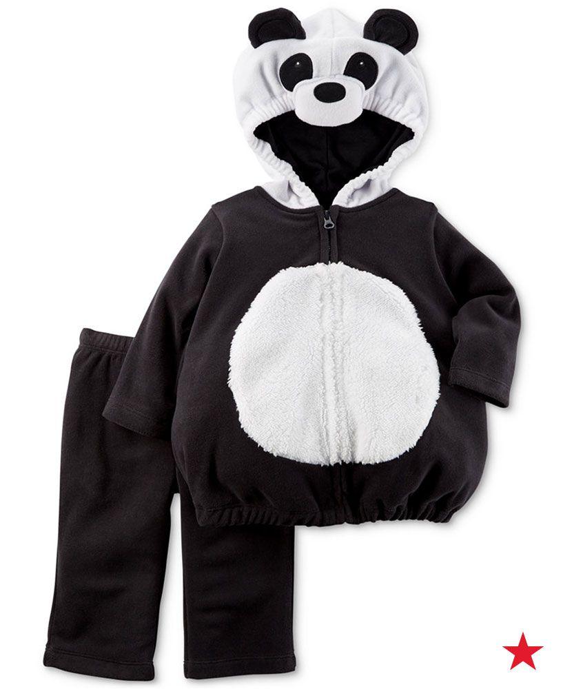 Carteru0027s Baby Boysu0027 2-Pc. Halloween Panda Costume - Toys u0026 Games - Kids u0026 Baby - Macyu0027s  sc 1 st  Pinterest & Dressing up your baby for Halloween is easy with this two-piece ...