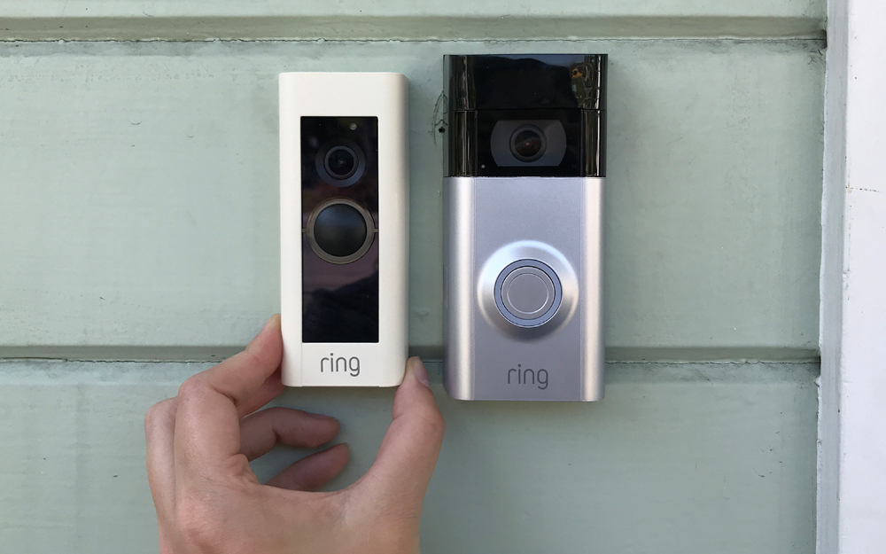 Ring Video Doorbell Vs Ring 2 Vs Ring Pro Which Should You Buy Tom S Guide Ring Video Doorbell Video Doorbell Ring Video