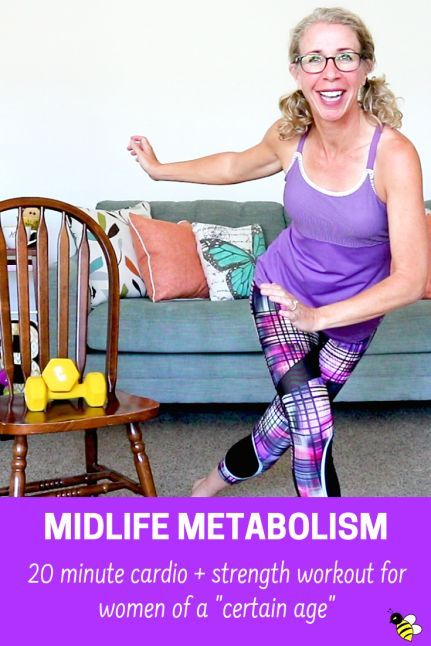 Midlife Metabolism Boost, 20 minute workout for women • Pahla B Fitness is part of 20 minute workout - Can you really boost your metabolism in midlife  YES, but not with more cardio!Today's workout includes a conversation about METABOLISM and AGING