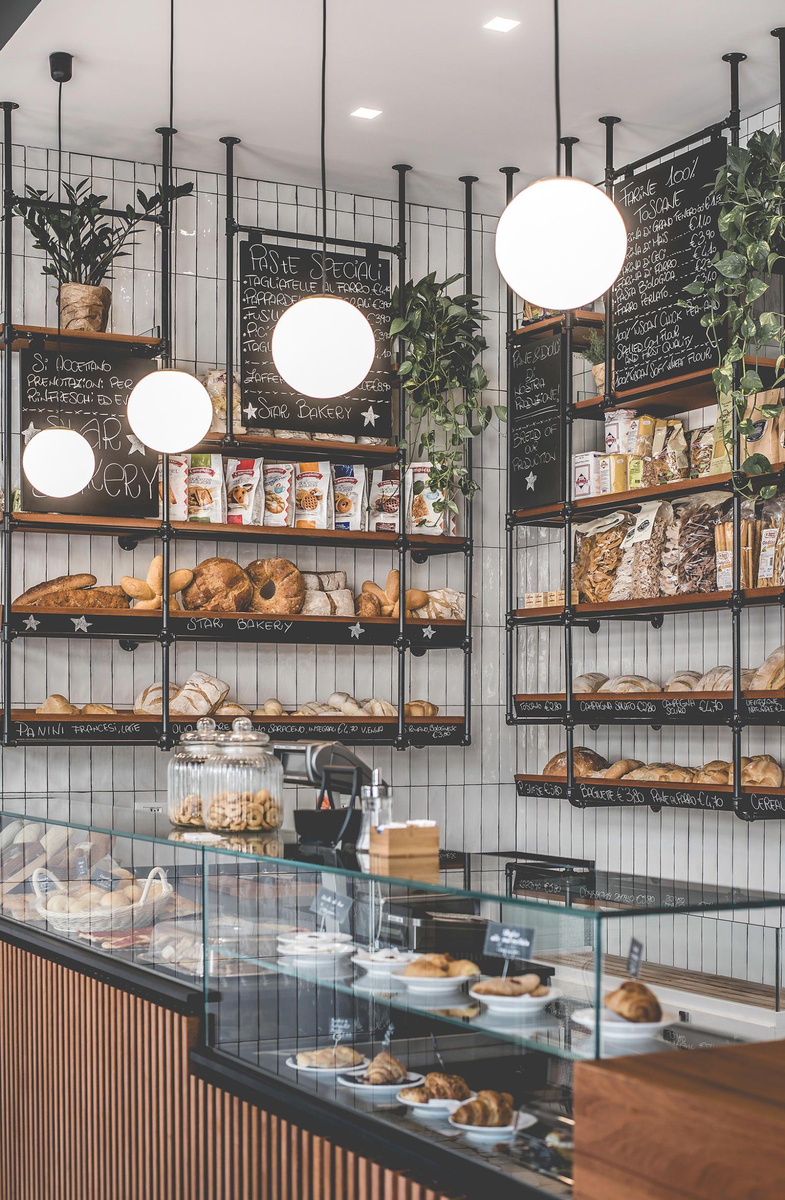 Architettura And Design star bakery by modo architettura + design baked goods