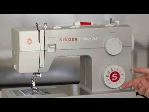 How To Thread A Singer Heavy Duty Sewing Machine Google Search Fascinating Machine Sewing With Fishing Line