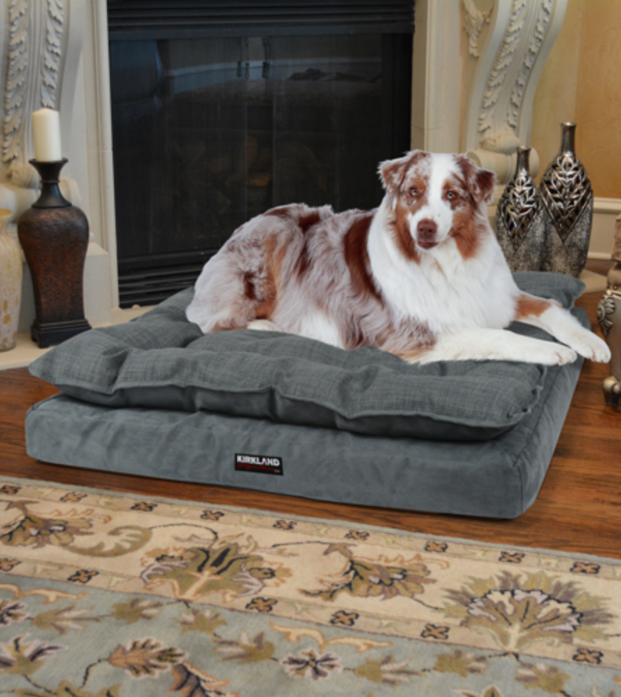 Kirkland Signature Pillow Top Orthopedic Pet Napper