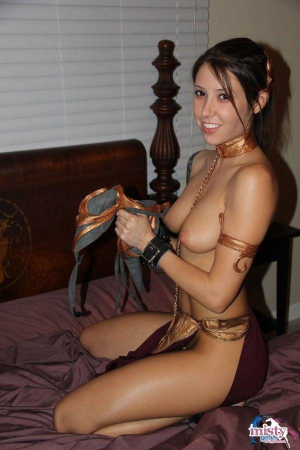 naked girls in star wars