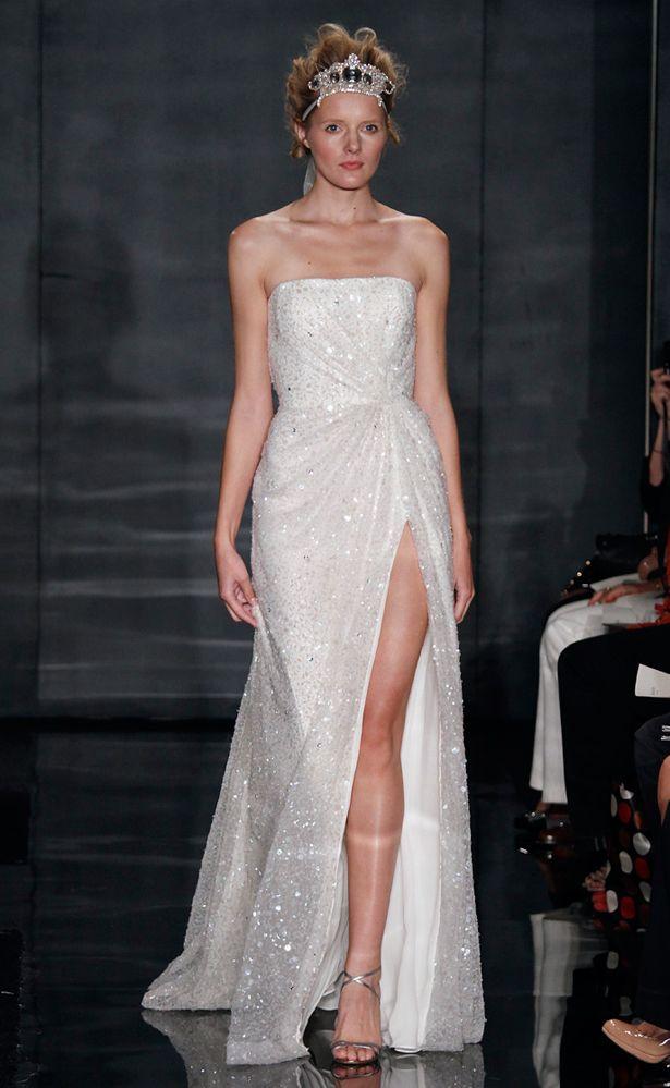 reem-acra-show-leg.jpg 615×999 pikseli | Dress | Pinterest | Gowns