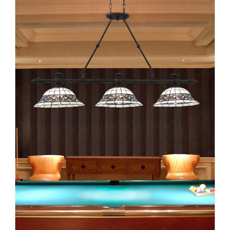 Gauguin 3 Light Pool Table Linear Pendant Pool Table Lighting Best Pool Tables Light Table