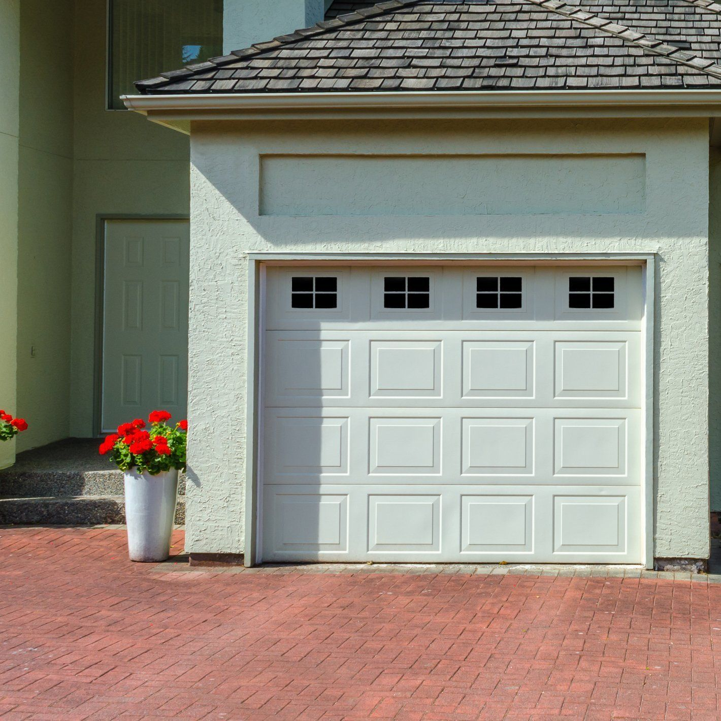 Carriage garage doors without windows  Decorative Magnetic Garage Door Window Panes Black  Car Garage