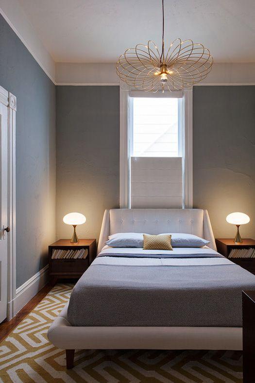 A Mid Century Stunner Desire To Inspire Desiretoinspire Net Love The Col Mid Century Modern Bedroom Mid Century Modern Bedroom Decor Modern Bedroom Design