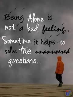 Loneliness Wallpapers With Quotes