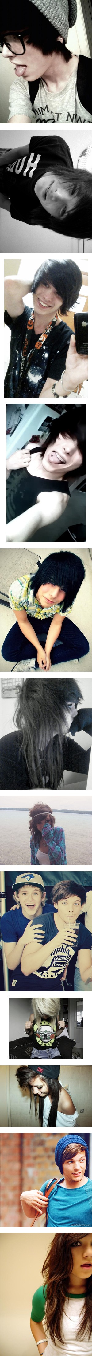 Emo hairstyles for guys short hair hair styles i want pinterest