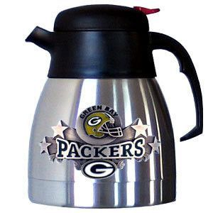 PACKERS COFFEE POT
