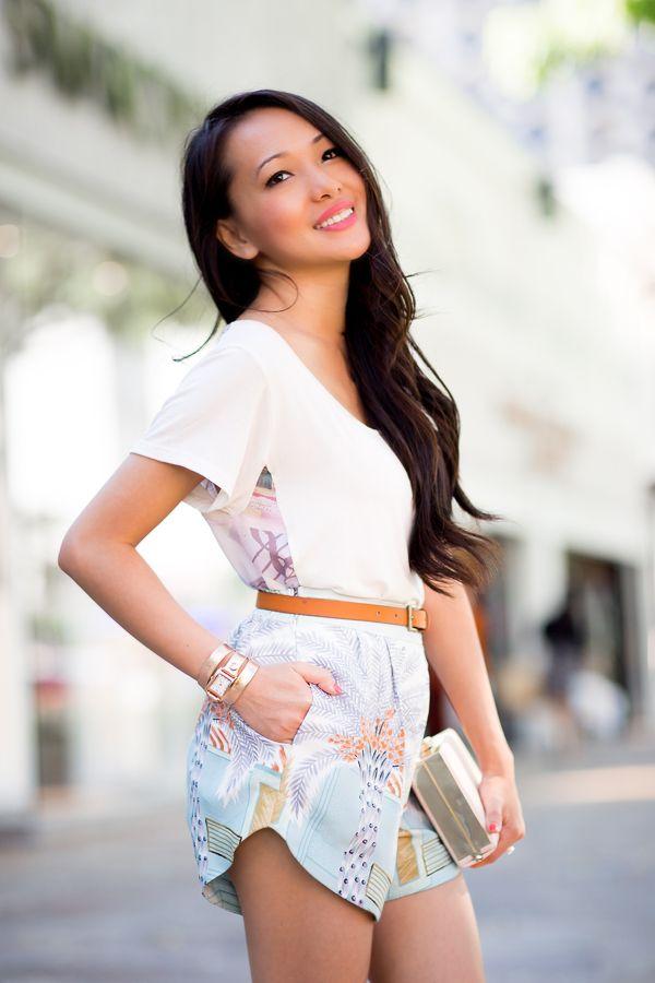 NYDJ Alina Colored Stretch Skinny Jeans (Regular & Petite