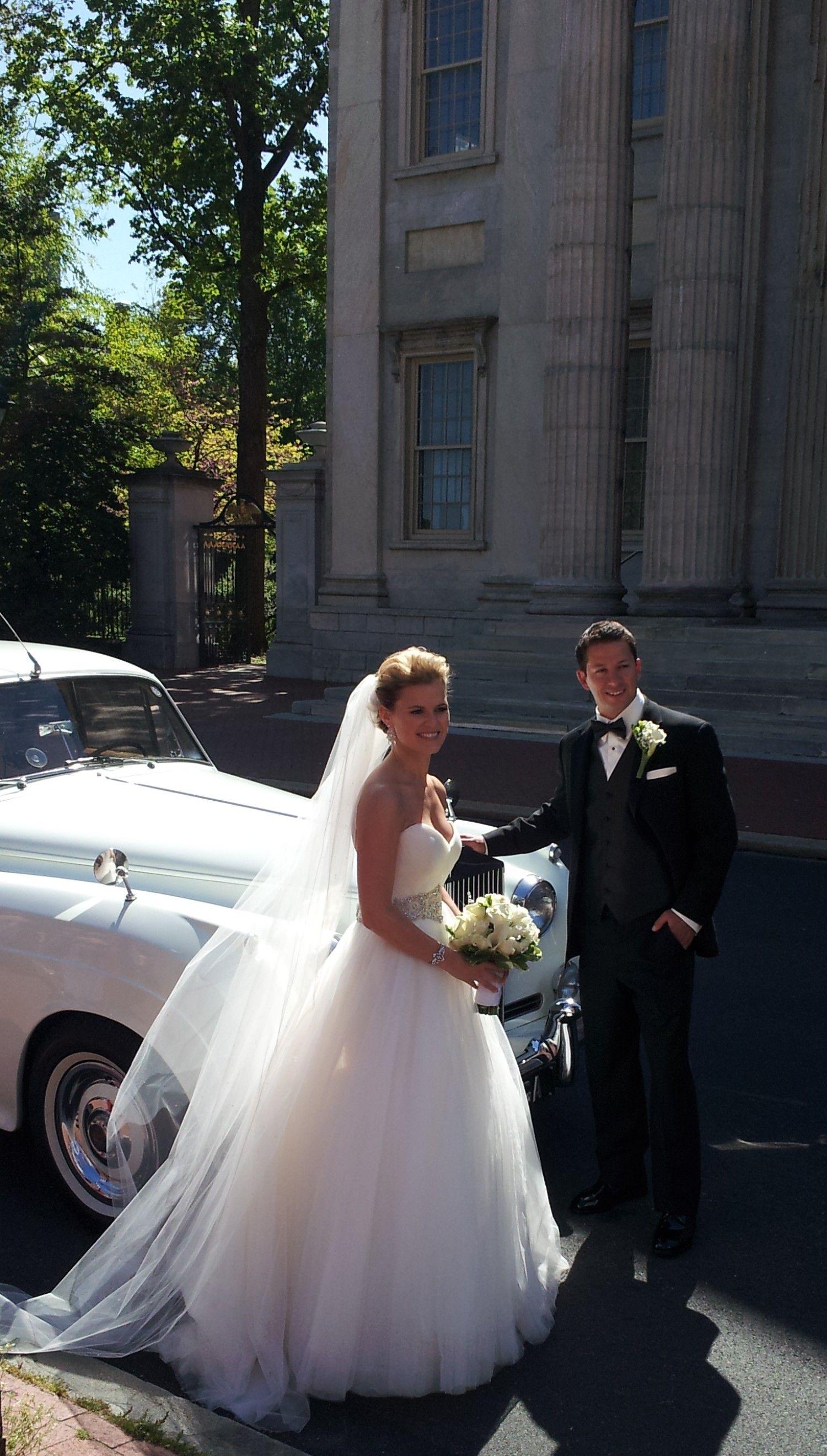 Olde City Wedding Wedding transportation, City wedding