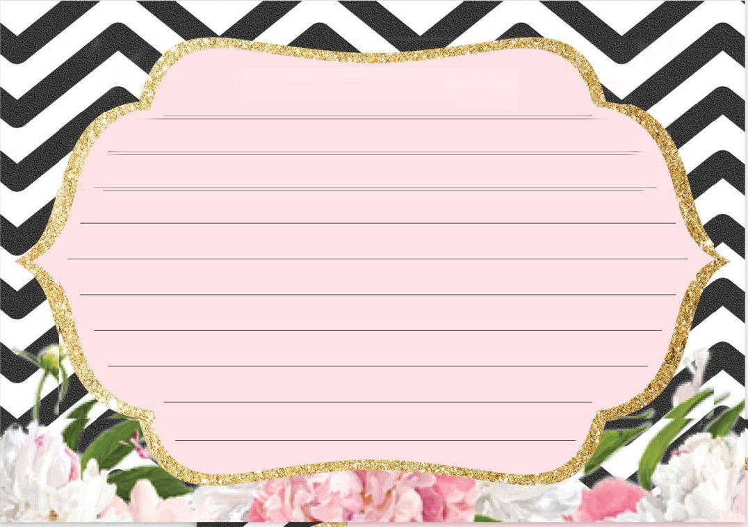 Recipe Card https://www.etsy.com/listing/215540953/bridal-brunch-invitation-custom?ref=shop_home_active_9