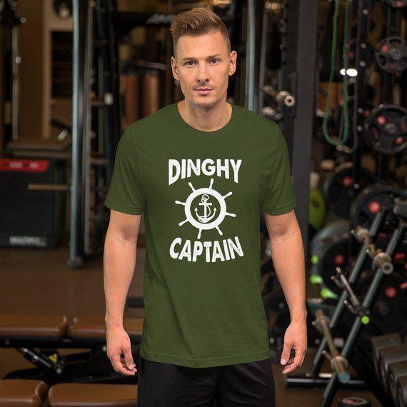 21157839cc 2019的Sailing Shirt, Dinghy Captain Funny Sailing Crew Short-Sleeve ...