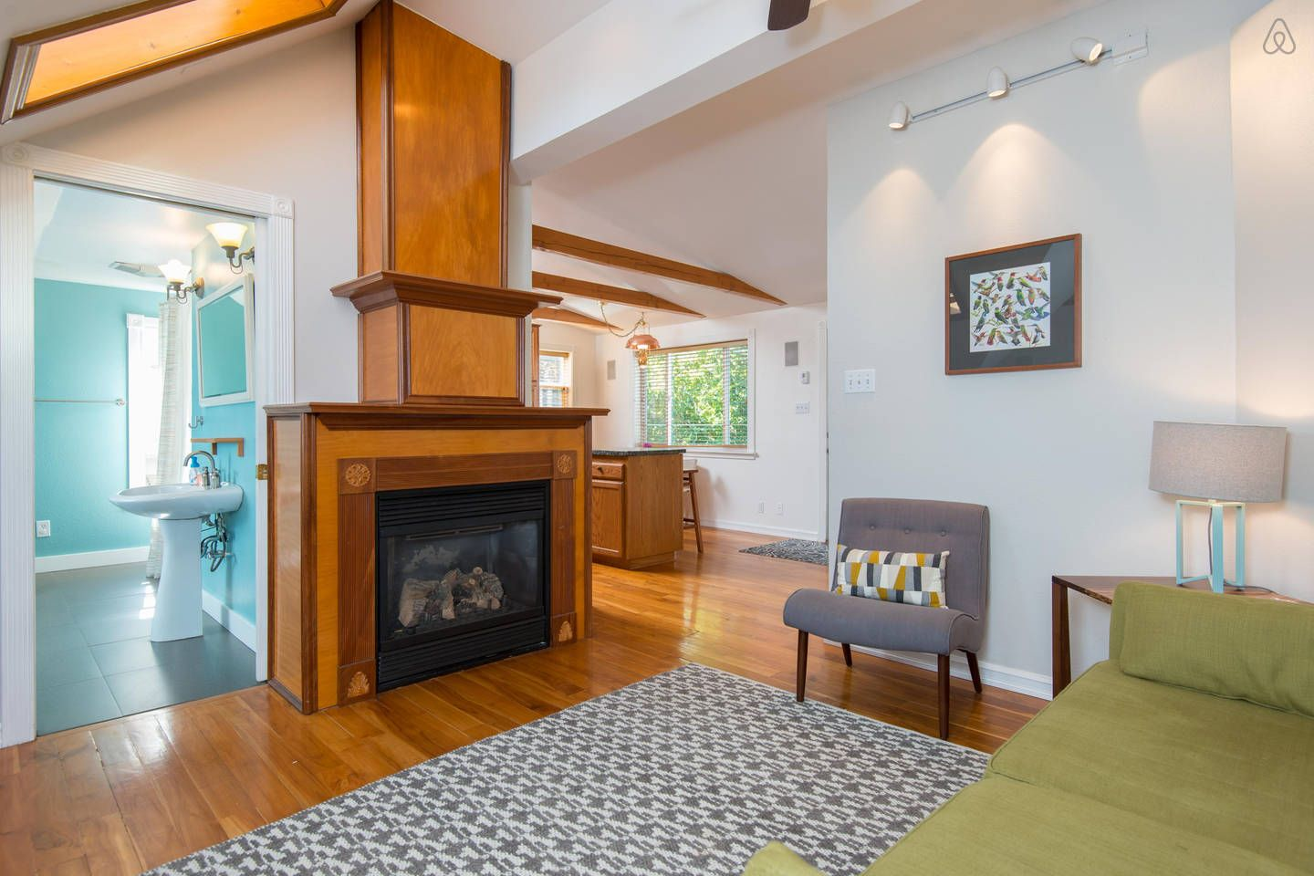 Private & Cozy 2BD Williams Hideout vacation rental in