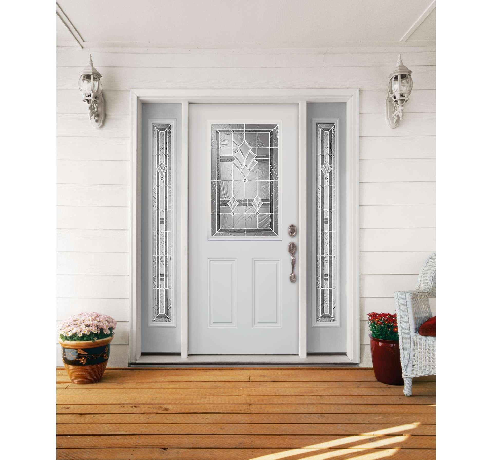Steel Glass Panel Exterior Door   JELD-WEN Doors & Windows