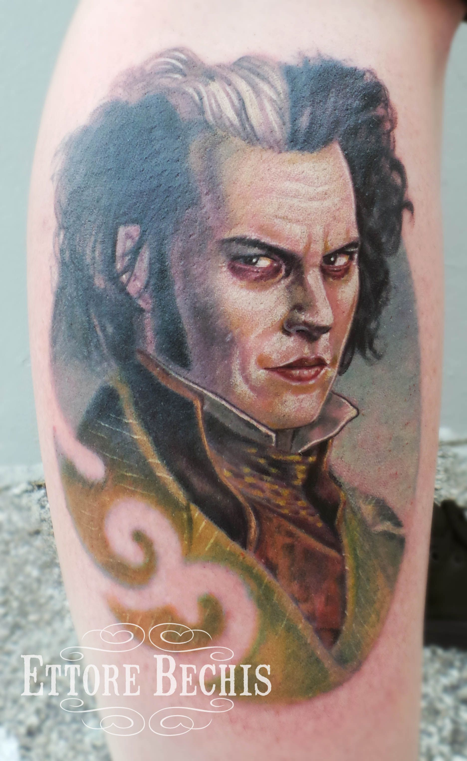 01ff957e1 www.ettore-bechis.com Best Miami tattoo shop Sweeney Todd,Portrait,tattoo  designer,tattoo tattoo designs,Tattoo Design,tattoo design ideas,flash  tattoo ...