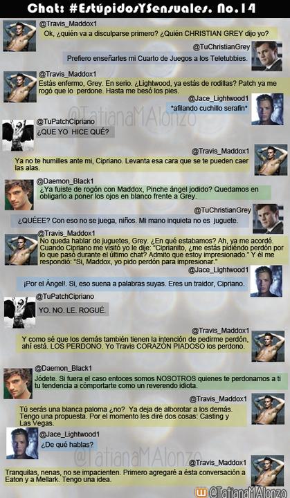 Chats Entre Personajes De Libros Estupidosysensuales Chat No 14 Personajes De Libros Libros Y Memes De Libros