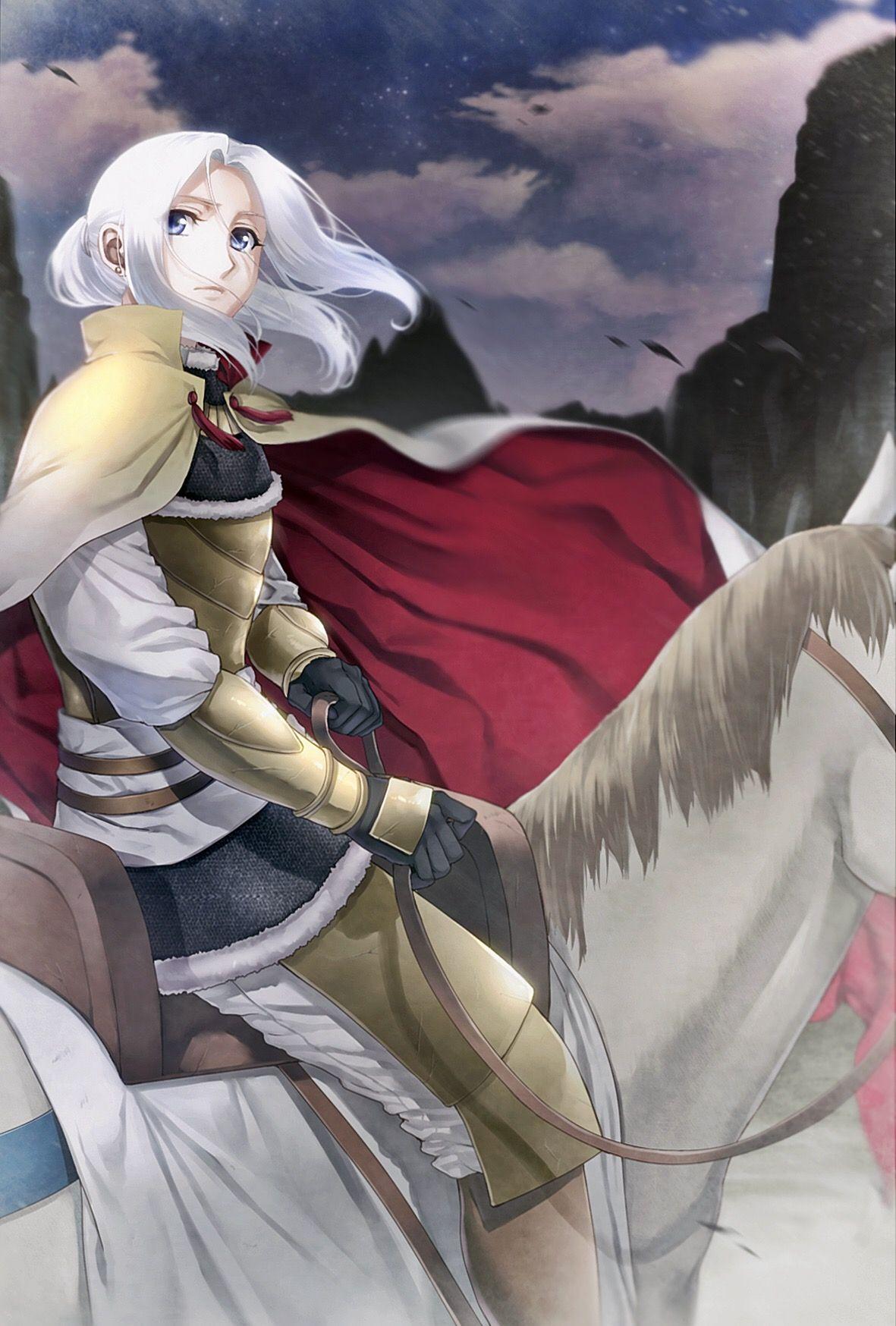 arslan anime anime love manga