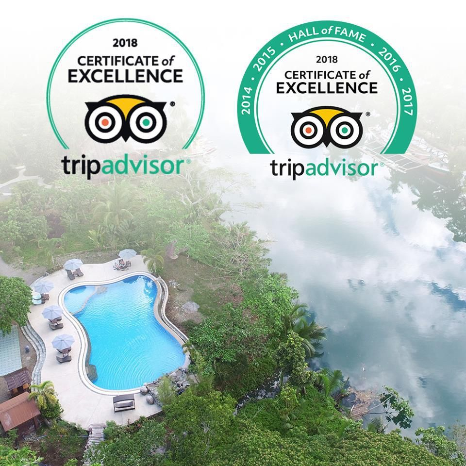 Loboc River Resort joins elite establishments in TripAdvisor's Hall of Fame. What does it take to make the list? #travel #beachresort #philippines #hotelawards #hotels