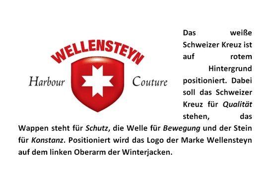 high fashion big sale get online Des öfteren wird sich über das Wellensteyn-Logo informiert ...