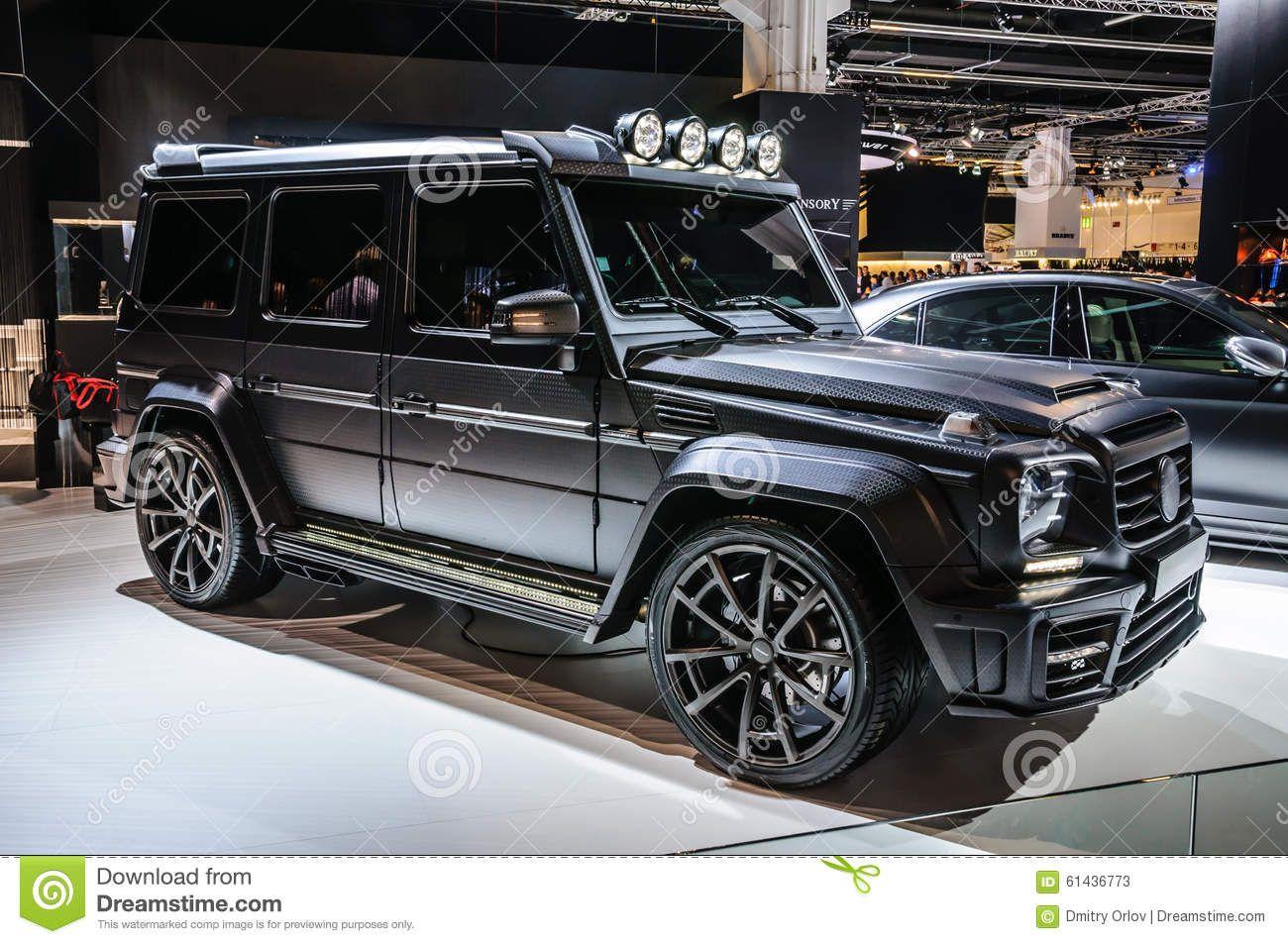 studio g gelendvagen wallpaper benz suv class jeep front vilner mercedes id tuning gelandewagen