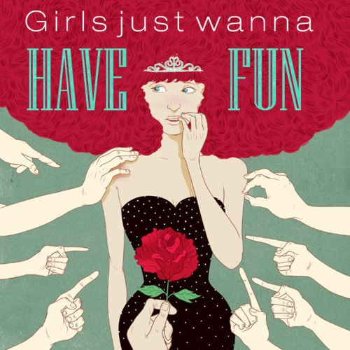 DelePlay! • DelePlaylist: Girls just wanna have fun