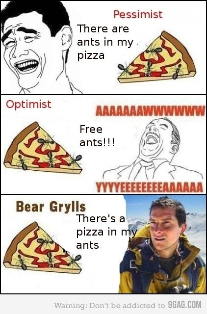 Just Bear Grylls