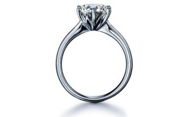 Protea Solitaire Ring Diamond Jewelry Beautiful Rings