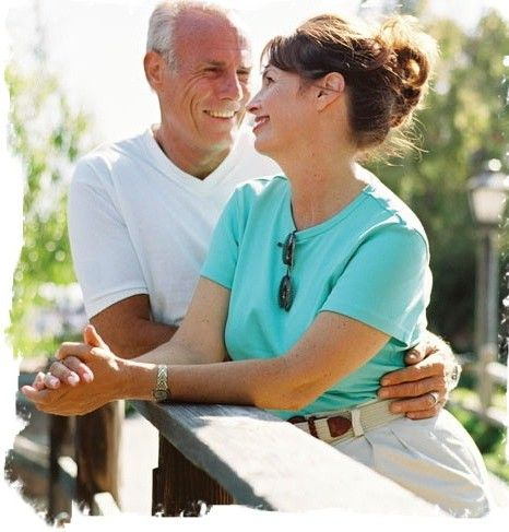 Older women seeking senior men for marriage