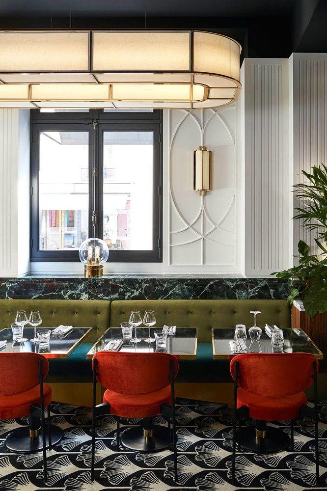 Beefbar paris the new jewel of interior design by humbert for Design hotel jewel