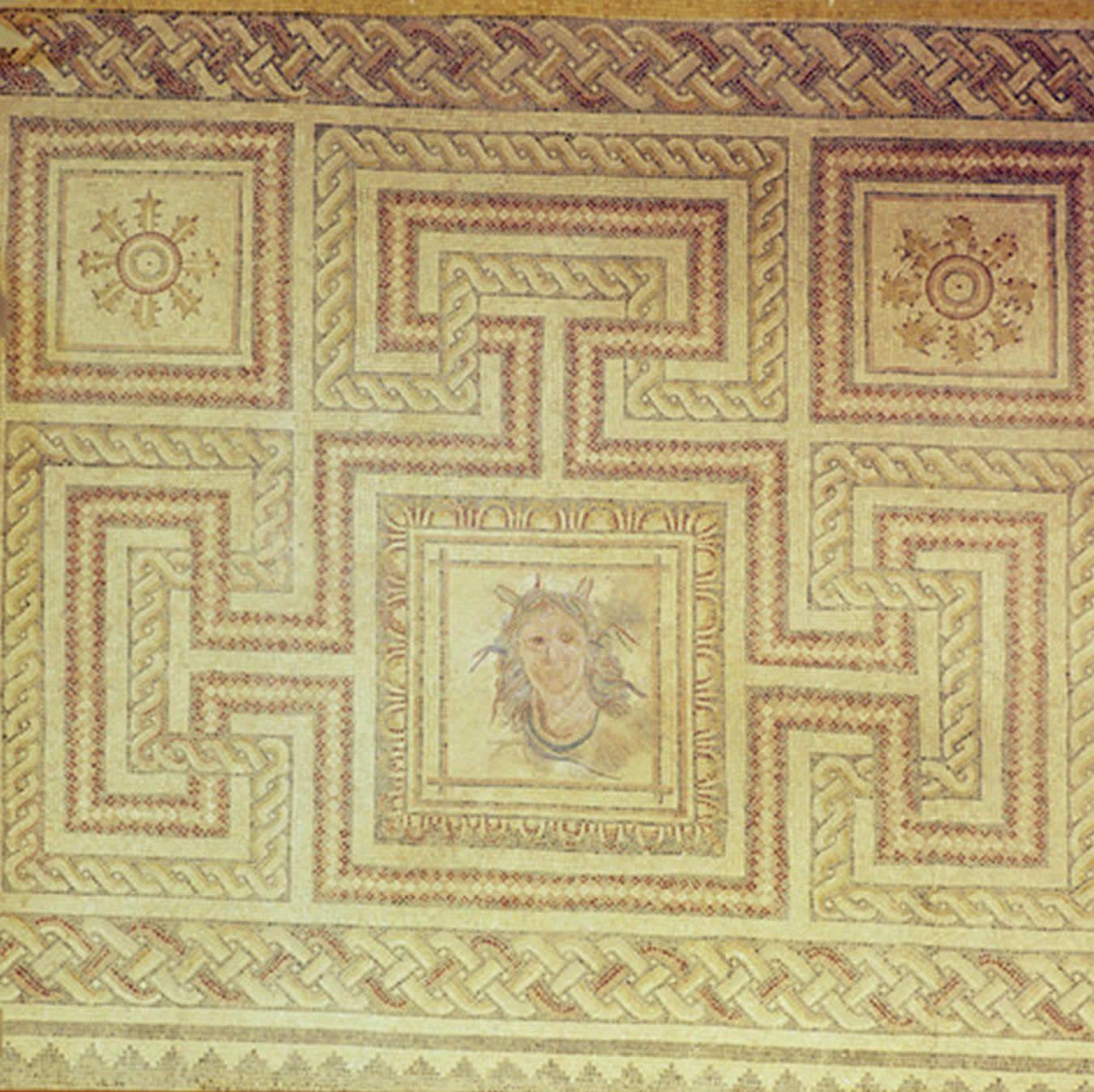 #Jaén, una provincia rica en mosaicos romanos de gran valor, ¡descúbrelos!