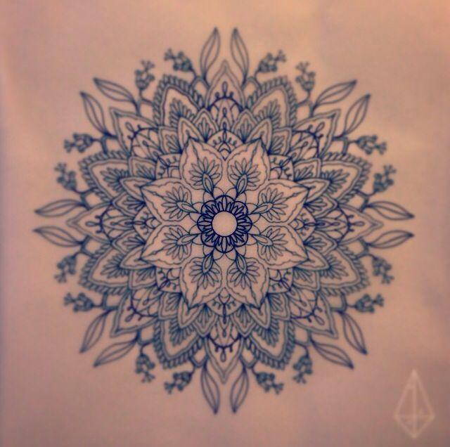 Photo of 300 idées de tatouages Mandala homme/femme • Signification tattoo Mandala!