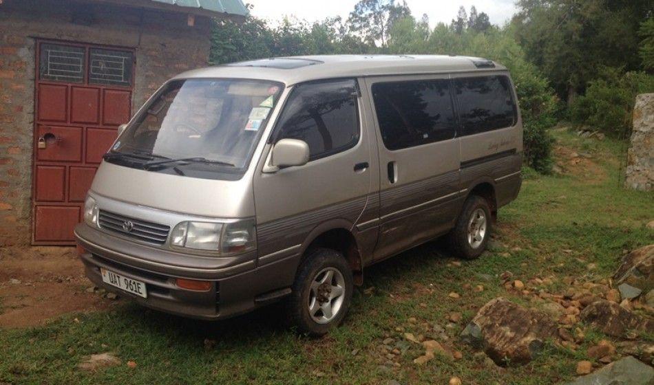 4c9369623c Toyota Hiace Super Custom for Sale at 16m ugx  Cars  Uganda