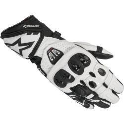 Photo of Alpinestars Gp Pro R2 Gloves Black White 2xl AlpinestarsAlpinestars