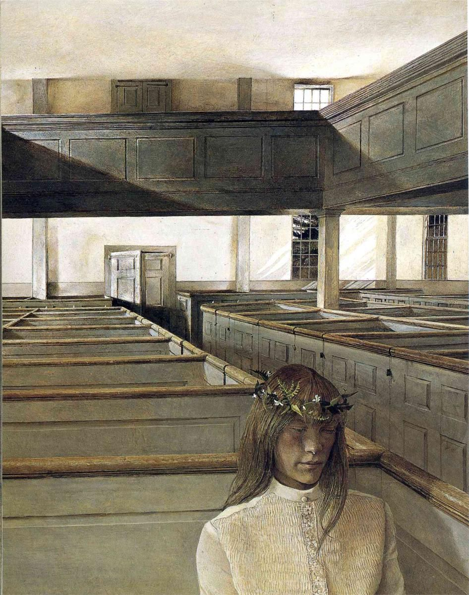 Maidenhair Andrew Wyeth With Images Andrew Wyeth Andrew