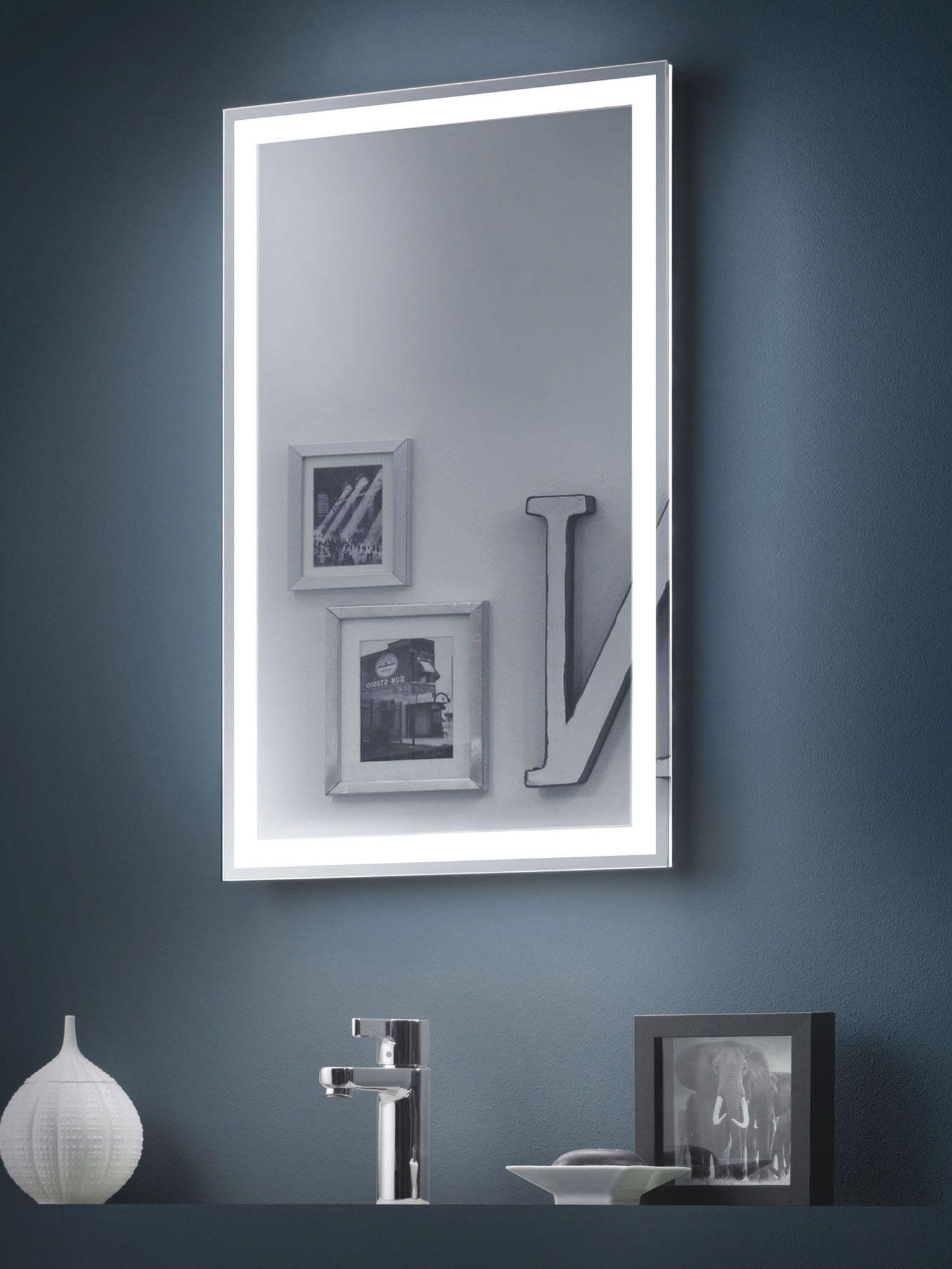 18 inch bathroom mirror wireless electric hoist