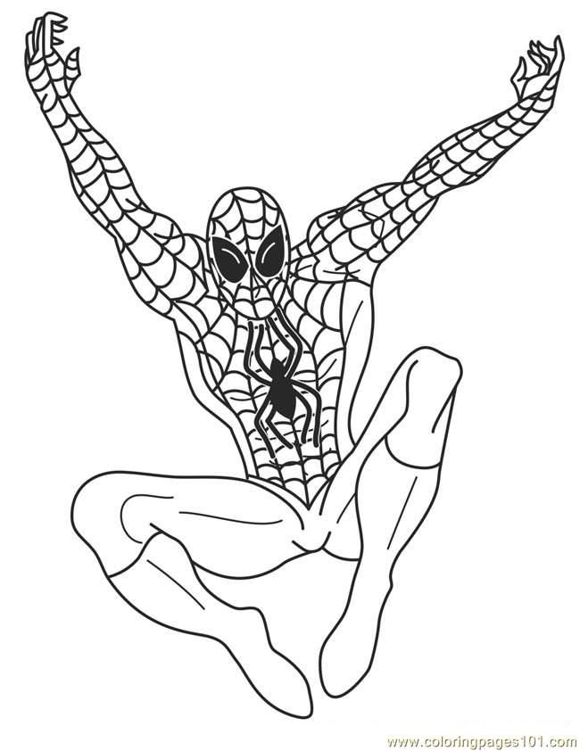Superhero 22 coloring page for kids and adults from cartoons coloring pages superhero coloring pages