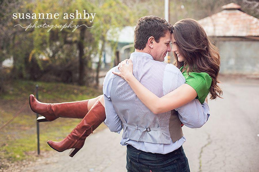 Susanne Ashby Photography   urban styled engagement shoot auburn carmel