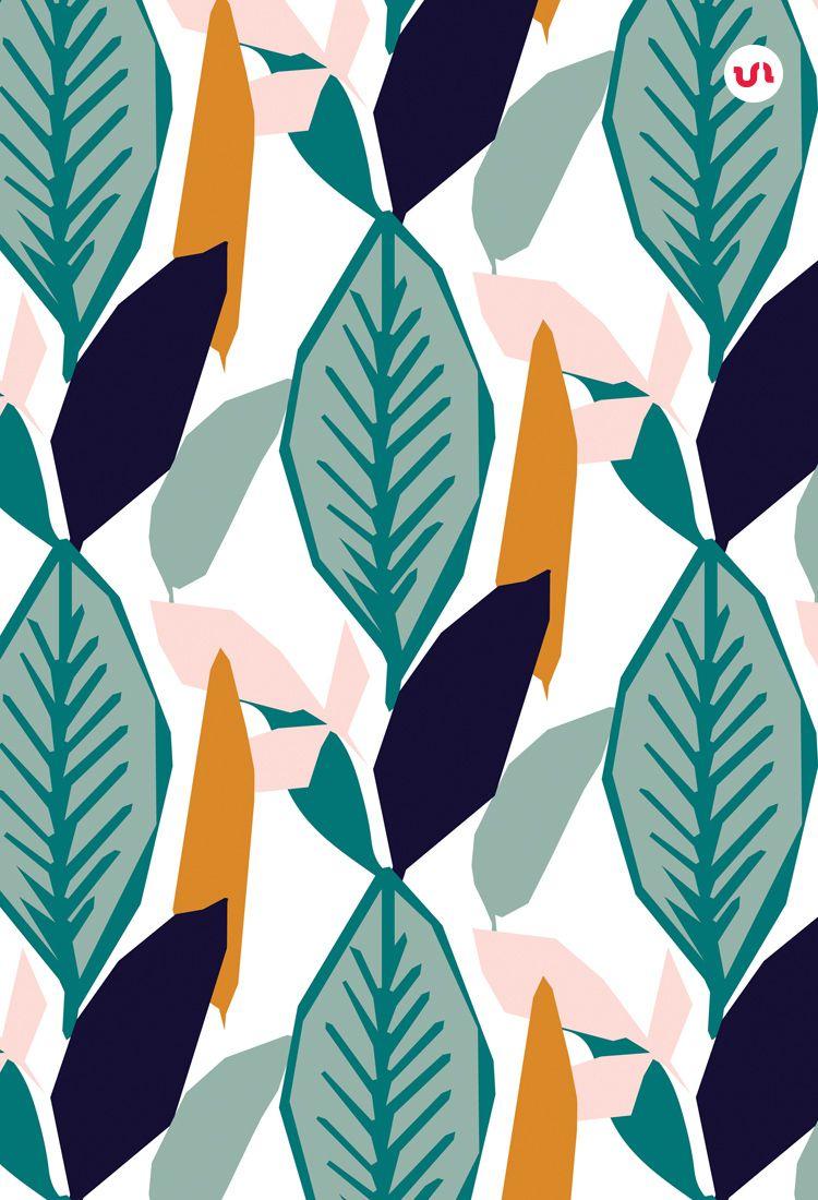 Jungle Seamless Vector Patterns