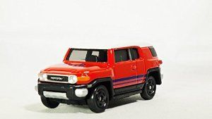 TOMICA EVENT MODEL EXPO 2012 Toyota FJ Cruiser No. 8 Vehicle Diecast Red