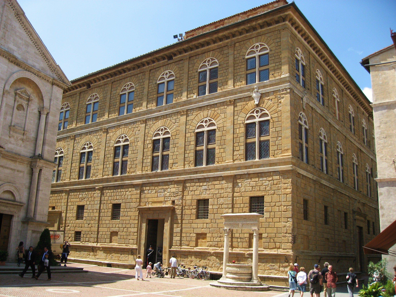 19 palazzo piccolomini pienza this was the pope s residence in palazzo piccolomini pienza this was the pope s residence in pienza pope